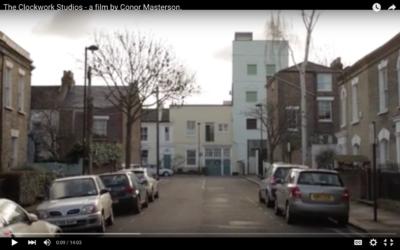 The Clockwork Studios – A Film by Conor Masterson