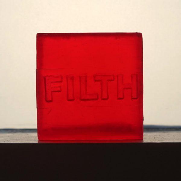 Filth Red Rose