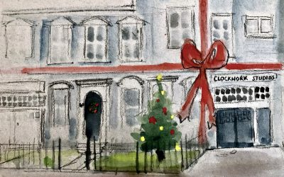 Clockwork Christmas Open Studios 2019